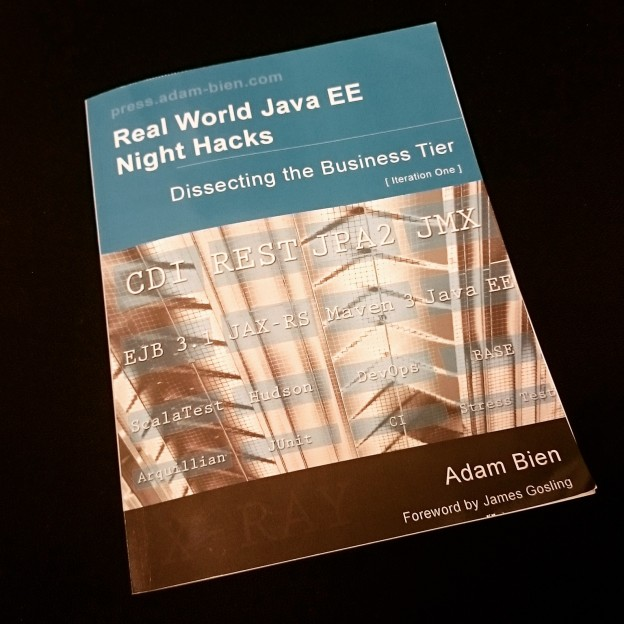 Real World Java EE Night Hacks